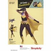 8197 Simplicity Pattern: Misses Costume